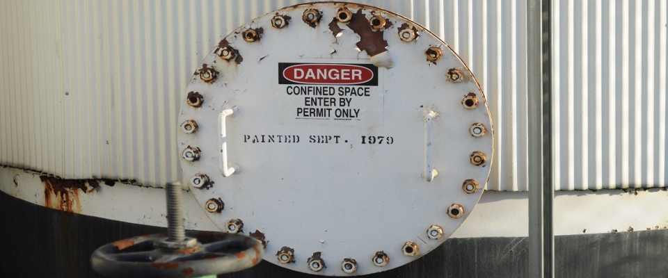 confined spaces training perth