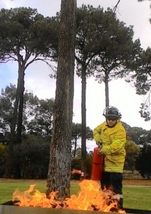 Extinguishers Training Perth