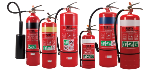 Fire Extinguisher Hire Perth